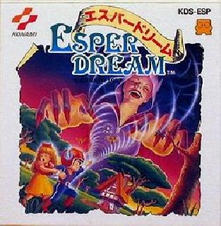 Screenshot Thumbnail / Media File 1 for Esper Dream (Japan) (v1.1) [En by Mute v1.0]